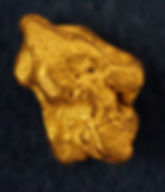 Medium Gold Nugget gnm161
