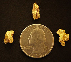 Natural Gold Nuggets gnmcol141