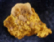 Small Gold Nugget gnmda138