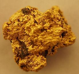 Genuine Gold and Quartz Specimen gnmda507