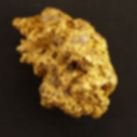 Large Gold Nugget gnm106