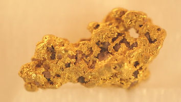 Large Gold Nugget gnm218