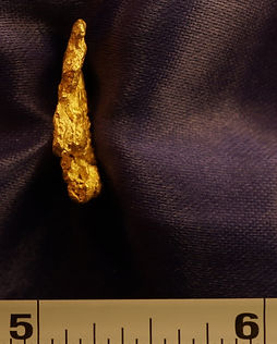 Natural Gold Nugget gnm111