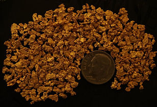 Placer Gold For Sale gnmcol500