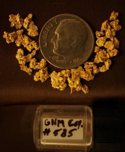 Gold For Sale at goldnuggetman.com