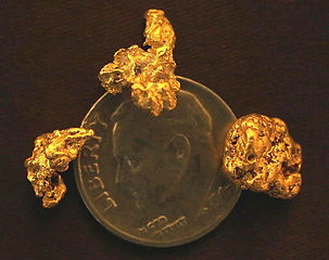 Natural Gold Nuggets gnmcol130