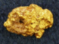 Small Gold Nugget gnm169
