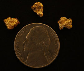 Gold Nugget Collection gnmcol126