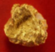 Medium Gold Nugget gnm150