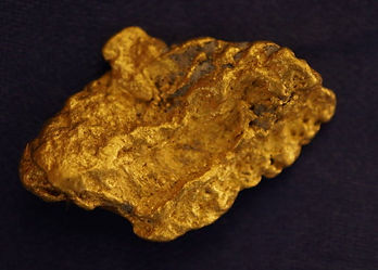 Natural Gold Nugget gnm103