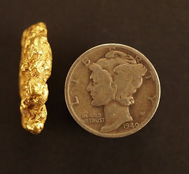 Natural Gold Nugget gnm101