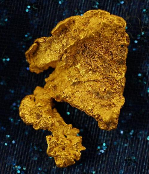 Small Gold Nugget at goldnuggetman.com