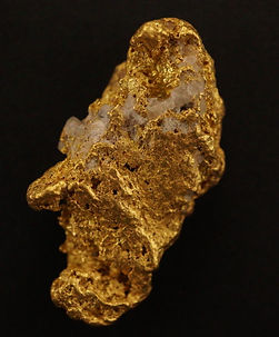 Genuine Gold Nugget gnm105