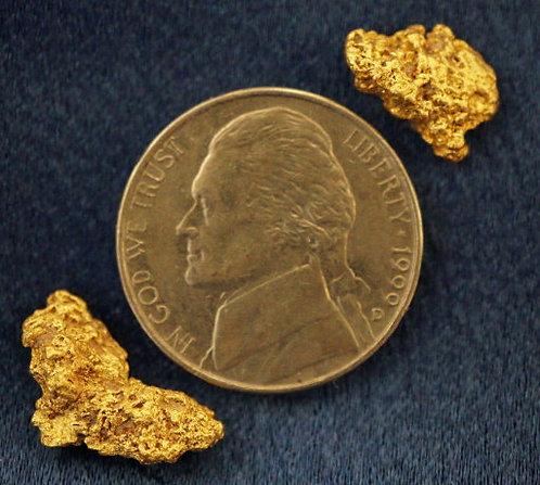 Genuine Nevada Gold at goldnuggetman.com