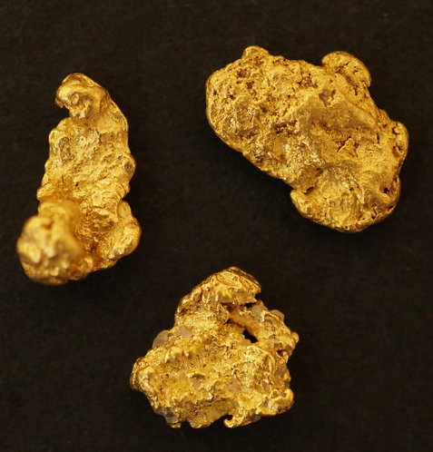Nevada Gold Nuggets For Sale at goldnuggetman.com