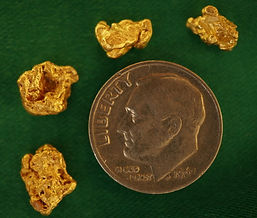 Gold Nugget Collection gnmcol127