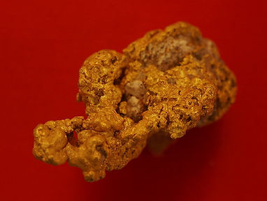 Large Gold and Quartz Specimen gnm211