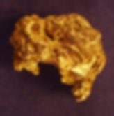 Medium Gold Nugget gnm135