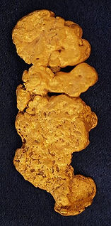 Large Gold Nugget gnm208