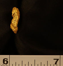Medium Gold Nugget gnm121