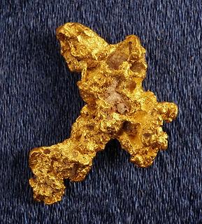 Genuine Nevada Gold Nugget gnm184