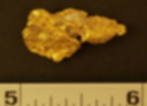 Medium Gold Nugget gnm179