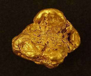 Medium Gold Nugget gnm200