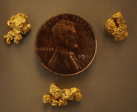 Natural Gold Nuggets gnmcol138