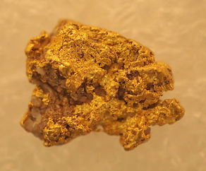 Large Gold Nugget gnm220