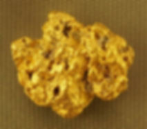 Natural Gold Nugget gnm189