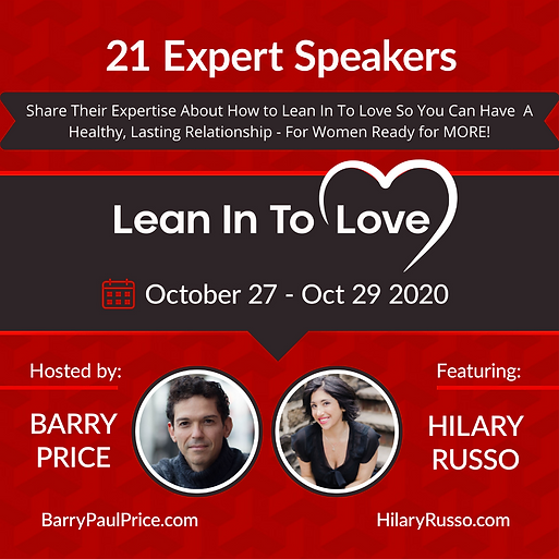 Lean Into Love Summit Hilary Russo Haven