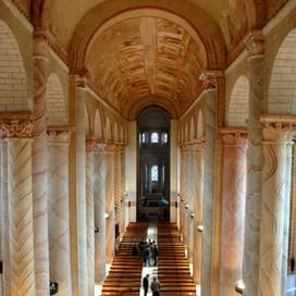 Abbaye de Saint-Savin-sur-Gartempe, Vallee-des-fresques