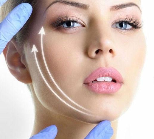 One Facial HIFU area chin/Temporal
