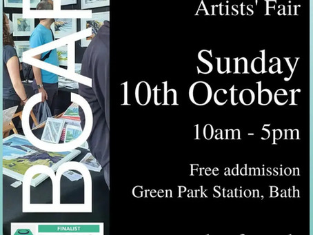 Contemporary Bath Art Fair