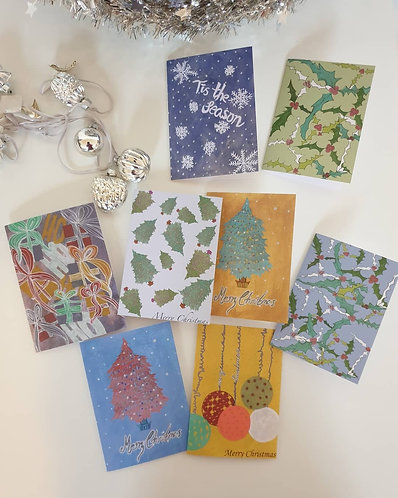 Christmas Card Bundle Mix