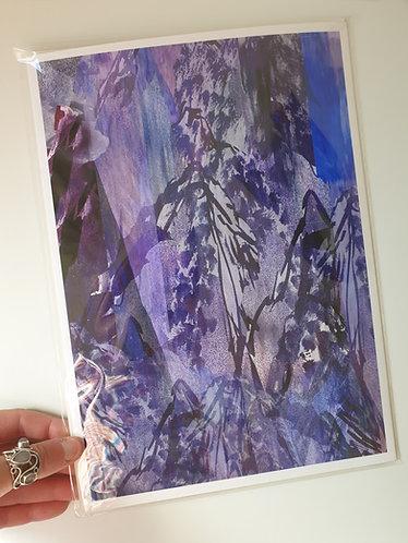 Extract of Purple Mountain