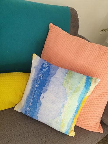 Blue Tide Cushion