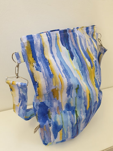 Blue Water Crossover Bag