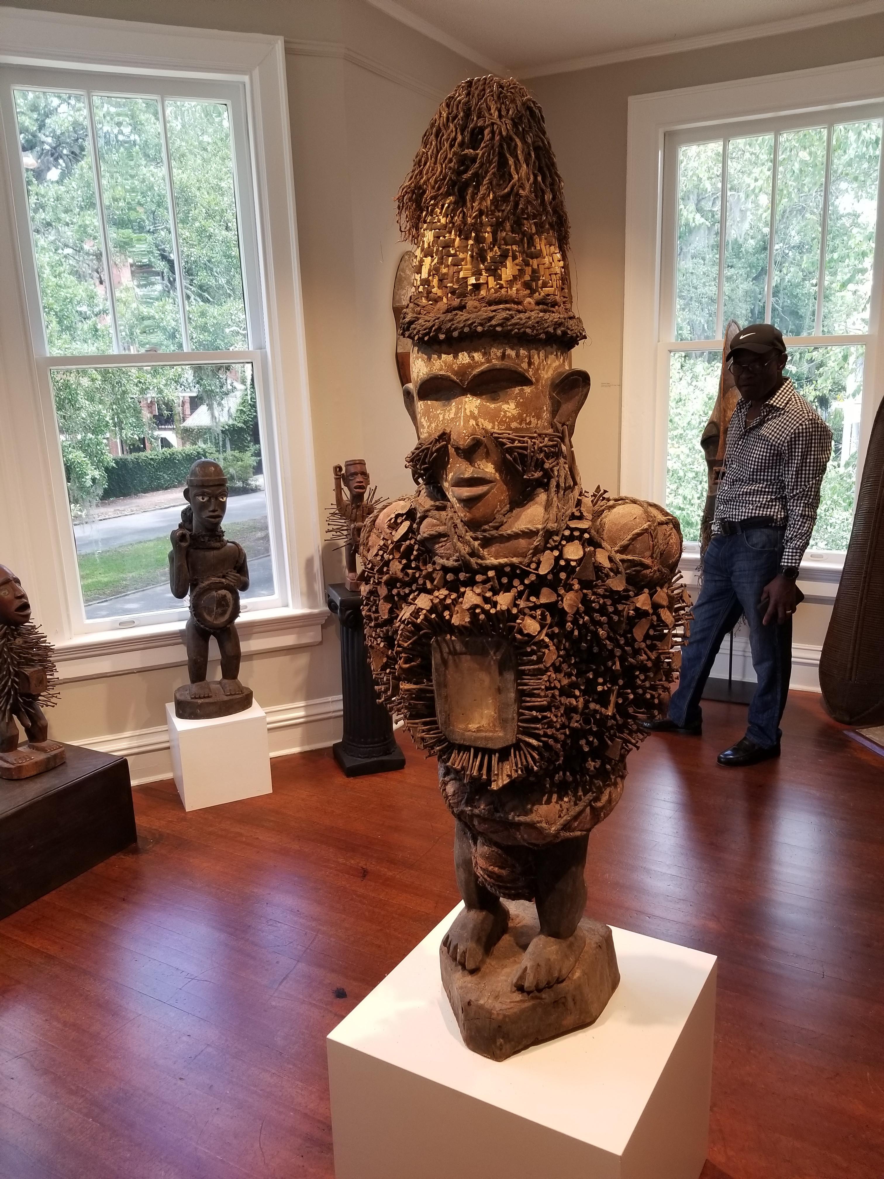 Kongo Spiritual Divination