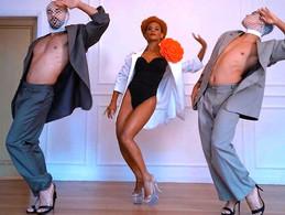 """Aline Wirley cria challenge de """"Ragatanga"""", com coreografia e versão """"Indômita"""""""