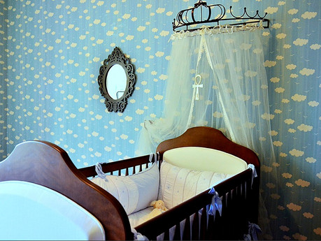Veja fotos do quarto do Antônio filho da Aline e do Igor