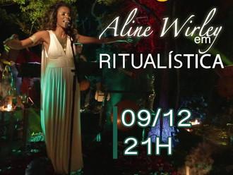 Novo Show da Aline Wirley em São Paulo