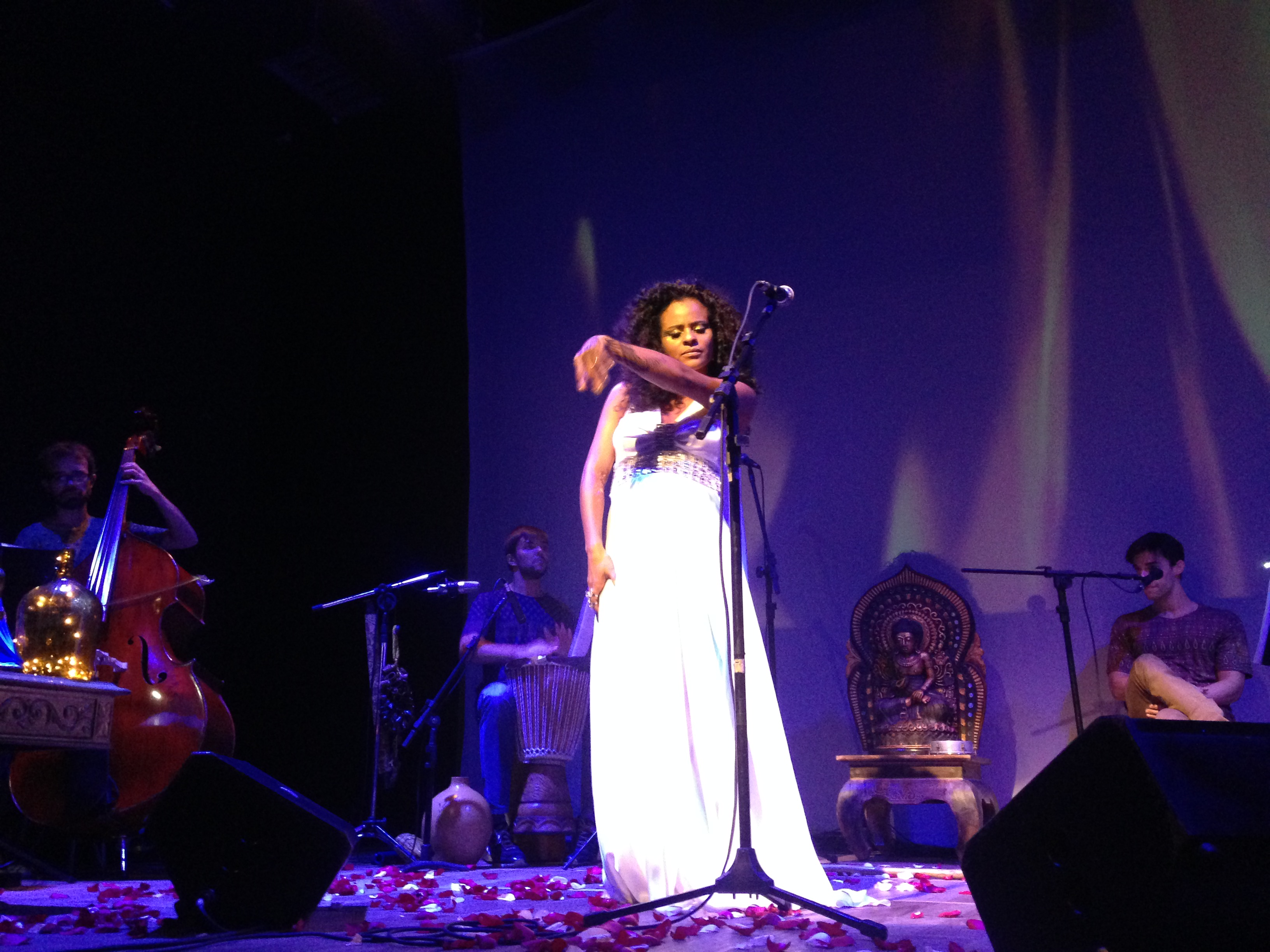 Aline Wirley Show Ritualística