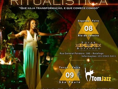Show da Aline Wirley no Rio de Janeiro
