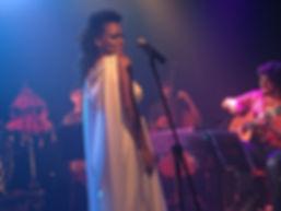Show Ritualistica, Aline Wirley, Pretinha, Prettinha