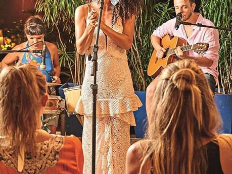 Aline Wirley celebra carreira solo com show em Angra