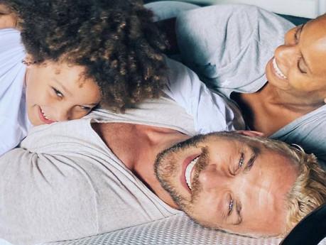 Filha de mãe solo, Aline Wirley fala sobre o marido, o ator Igor Rickli: 'Sou privilegiada em tê-lo