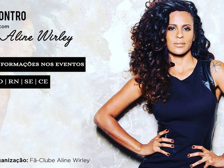 Encontros com Aline Wirley 2016