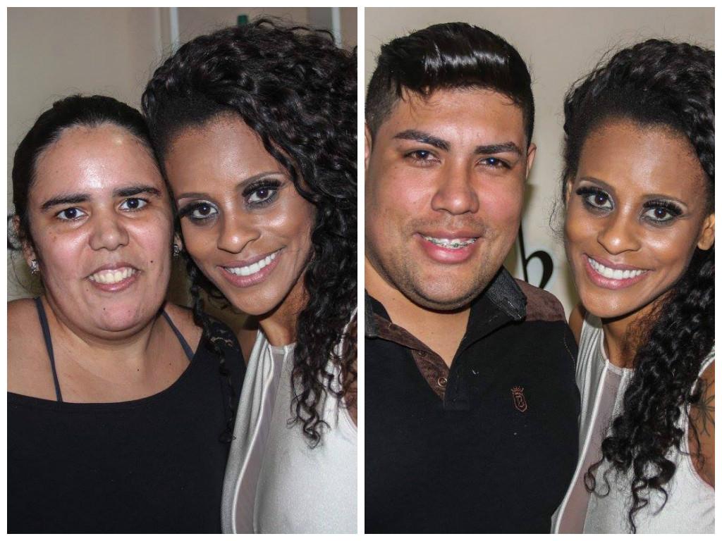 SP 2 - Mariana e Fã