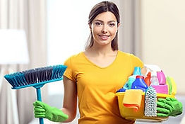 Professional cleaner in Cork